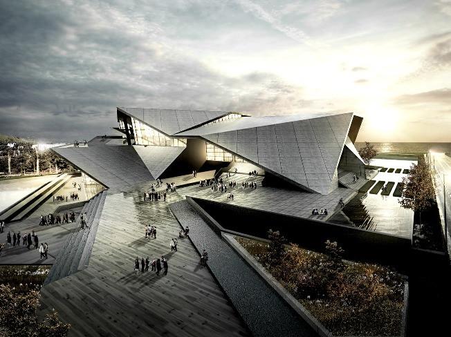 일반형 건축 투시도,아이소 CG 3D 모델링 제작해 드립니다.