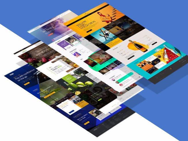 "UI/UX, web&Mobile,랜딩페이지, App, 고퀄리티 ""그뤠잇""하게 디자인 해 드립니다"