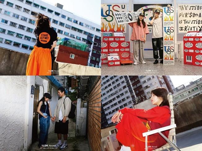 패션 브랜드 룩북,스타일링 컷,스트릿,영상 기획 및 촬영을 해 드립니다.