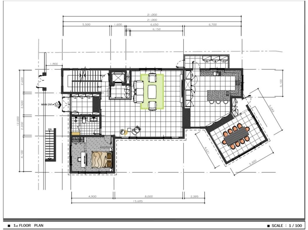 인테리어디자인,기본도면,건축설계, 캐드도면 작성해 드립니다.