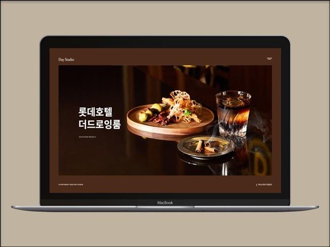 디자인 퀄리티 중심  기업  웹사이트를 제작해 드립니다.