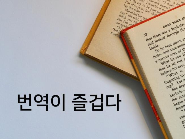 중국어를 한국어로 번역해 드립니다