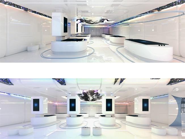 인테리어,3D렌더링,내부투시도를 현직 디자이너가 작업해 드립니다.