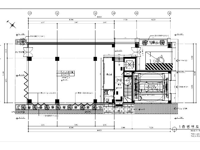 간단한 CAD 도면작업 및 건축설계도면 작업 해 드립니다