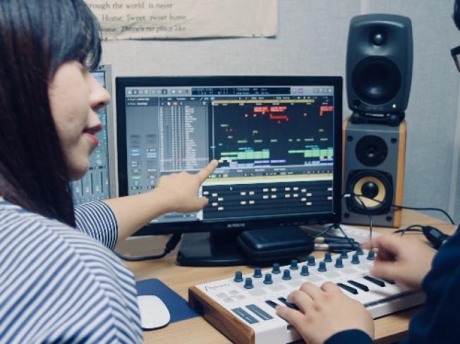 누구나 가능한 음악 만들기. 서울예대 출신 레슨경력8년의 쉽고 재밌는 미디레슨 드립니다