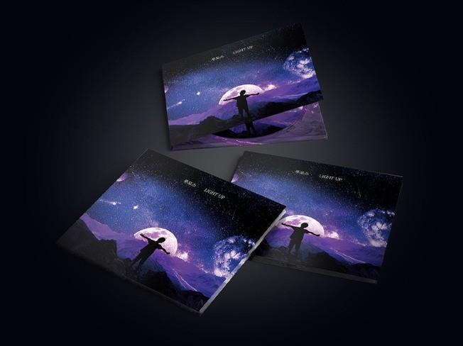 당신의 음악을 보여줄 앨범커버,CD 패키지를 디자인 해 드립니다.