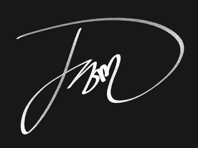 한글 사인·싸인·서명을 제작해 드립니다