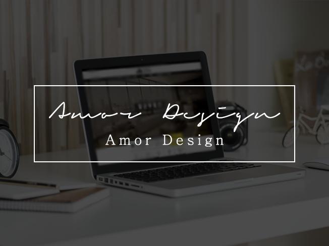 [아모르디자인]홈페이지형 블로그 스킨 디자인을 이벤트 가격으로 제작해 드립니다