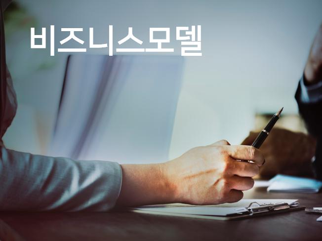 비즈니스모델작성 서비스 사업계획서용 를 컨설팅해 드립니다.