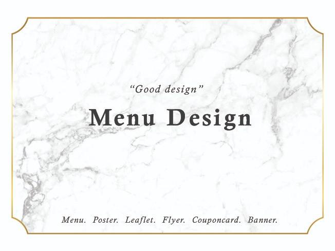 [빠른작업] 깔끔하고 세련된 외식/카페/네일/뷰티실 메뉴판 디자인을 해 드립니다