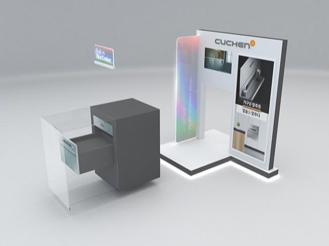 3D 시뮬레이션, 전시 매장 디자인, POP 디자인 해 드립니다.
