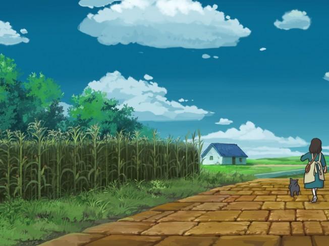 고전적인 애니메이션풍의 일러스트 그려 드립니다.