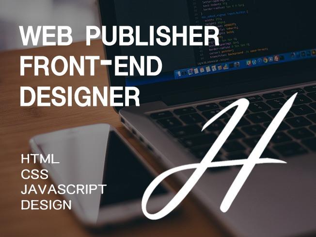 [UI/UX] 디자인·퀄리티·웹표준 보장! 꼼꼼하게 디자인해 드립니다