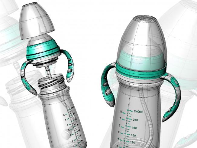 3D모델링, 렌더링, 제품디자인,도면추출 드립니다.
