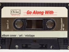 """Go Along With"" 앨범 커버 디자인드립니다."