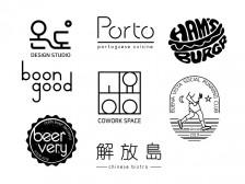 당신의 브랜드와 어울리는 로고를 디자인해드립니다.