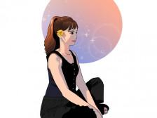 웹툰의 주인공이 되어보세요. 웹툰/캐릭터체로 일러스트 초상화 그려드립니다.