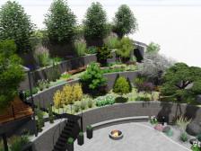 """가드닝, 내 집 내 건물을 한 층 더 아름답게 만들어줄 """"조경 디자인""""을 해드립니다."""