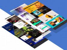 "UI/UX, web&Mobile,랜딩페이지, App, 고퀄리티 ""그뤠잇""하게 디자인 해드립니다."
