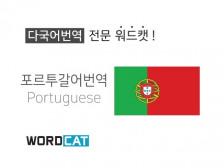 (포루투갈어) 신속하고 정확한 고품질 번역 서비스 제공해드립니다.