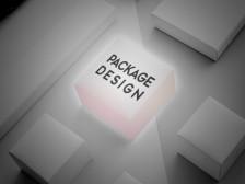 [패키지 디자인] 라벨/파우치/박스 디자인 해드립니다.