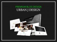 [오픈특가] 높은 퀄리티의 홈페이지형 블로그 디자인으로 제작해드립니다.