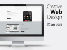 전문적이고 감각적인 홈페이지 디자인 작업해드립니다.