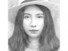 나만의 포토스케치! 디지털 사진을 기반으로한 스케치 그려드립니다.