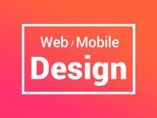 [Web/Mobile] UI 전문 디자이너가 퀄리티 높은 디자인을 제작해드립니다.