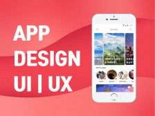 사용성이 뛰어난 앱 디자인(UI / UX) 해드립니다.