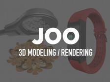 3D 모델링 / 렌더링드립니다.