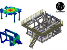 3D&2D 기구설계 및 구조/유동/사출성형 해석  제공해드립니다.