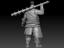 3D 캐릭터,몬스터 모델링 해드립니다.