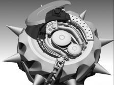 3D피규어 모델링, 제품모델링, 컨셉 디자인 만들어드립니다.