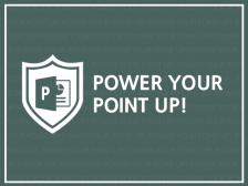 POWER YOUR POINT UP! 깔끔한 PPT 제작해드립니다.