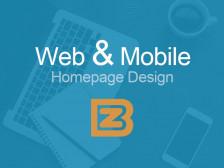웹&모바일 홈페이지를 만들어드립니다.