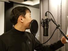 성우-남자성우/홍보,광고,나레이션,동화,오디오북,게임,캐릭터 다양한 목소리 컨텐츠 녹음드립니다.
