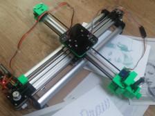 드로잉 머신 4xiDraw V1 / A4 Kit을 주문제작해드립니다.