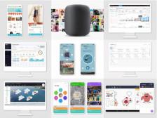 앱 설계, 디자인 및 개발, 사용성평가, 리서치 UX 디자인을드립니다.