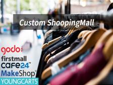 해외 쇼핑몰 사이트 제작해드립니다.