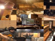 저렴한 시간당 녹음 (성우, 보컬, 피아노, 기타, 드럼 등 악기)드립니다.