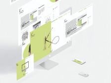 트렌디하고 퀄리티 높은 앱/웹 디자인 해서드립니다.