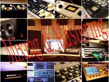 프로 믹싱,마스터링,보컬튠,오디오편집 작업해드립니다.