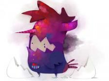 독특하고 다양한 칼라느낌의 캐릭터 일러스트를 그려드립니다.