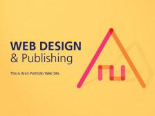 나만의 웹사이트(PC/모바일/반응형), 랜딩 페이지 디자인 해드립니다.