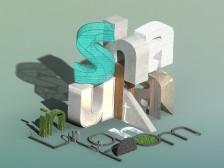 건축/인테리어/제품의 조감도,투시도 - 3D 모델링,렌더링 CG제작해드립니다.