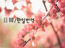 자연스러우면서 느낌 살리는 일본어 번역해드립니다.