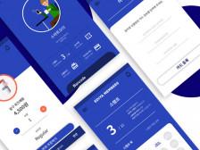 감각적이고 사용하기 편한 앱 UI/UX 디자인을 해드립니다.
