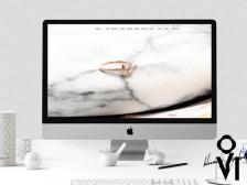 고급스러운/소비자가 머물고 싶은 반응형홈페이지 디자인부터 제작까지진행해드립니다.
