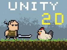 2D 게임 UNITY로 개발해드립니다.